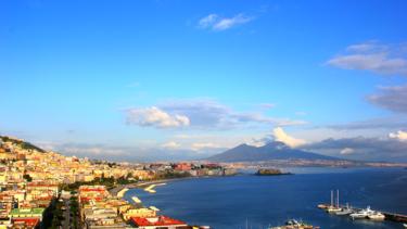 旅コラム第4弾「粋な風を追いかけて… イタリア『ナポリ』ひとり旅」公開